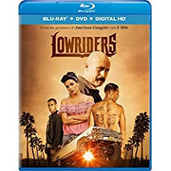Lowriders arrives on Digital Aug. 22 and on Blu-ray, DVD and On Demand Sept. 5 from Universal Pictures