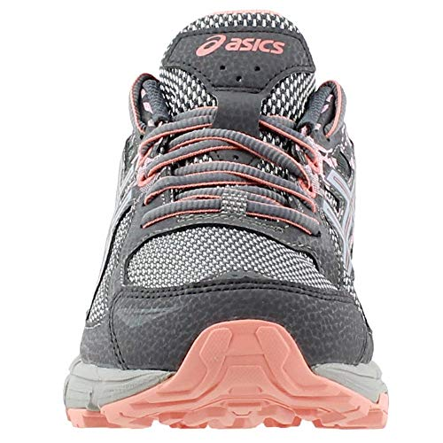 ASICS Gel-Venture 6 Women's Running Shoe, Carbon/Mid Grey/Seashell Pink, 5 M US by ASICS (Image #4)