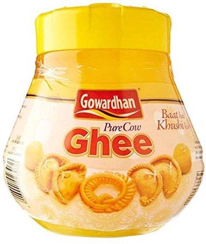 Gowardhan Cow Ghee (200 ml) - Pack of 2