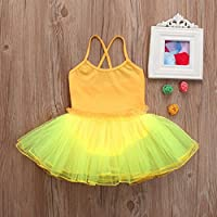 Amazon.com: playera de tirantes vestido de bailarina para ...