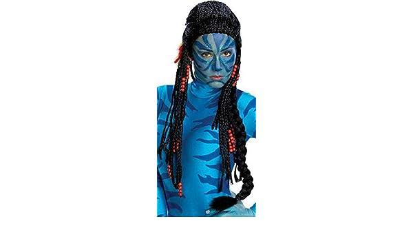 Peluca oficial de Avatar, Neytiri: Amazon.es: Juguetes y juegos