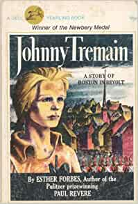 an analysis of the story of johnny tremain Johnny tremain is a double coming-of-age story it is not only the tale of johnny's journey into adulthood, but also the story of the colonies' maturation into a nation when we first meet johnny, he chooses his battles very poorly.
