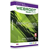Webroot Internet Security Complete 2016 | 5 Devices | 1 Year | PC/Mac Disc