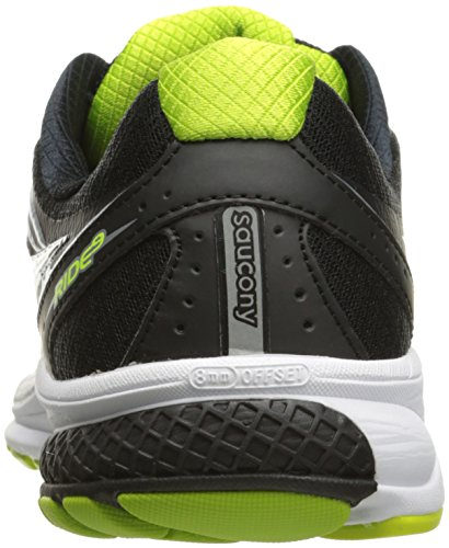 Lime Saucony 9 Black Silver Ride Men's Running vCznrCYP