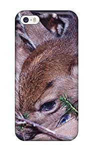 Awesome Case Cover/iphone 5/5s Defender Case Cover(bambi)