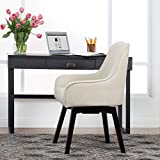 Studio Designs 70148 Spire Swivel Task Chair, Sand