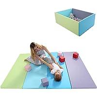 Babify Parque de Bebés Convertible Soft - Color