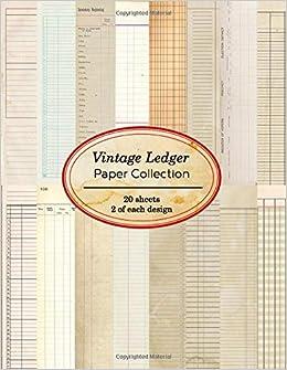Set of 28 Vintage Craft Pages