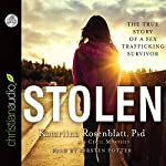 Stolen: The True Story of a Sex Trafficking Survivor | Cecil Murphey,Katariina Rosenblatt