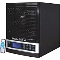 Air Purifier HEPA Breathe Fresh Air Cleaner Ozone Generator w/ timer Deluxe Edition