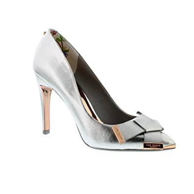 Bexz, Escarpins Bout Fermé Femme, Or (Rose Gold), 38 EUTed Baker
