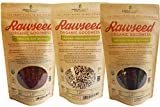 Rawseed Organic Black, Red, and Tri-color Quinoa 3 pack 6lbs