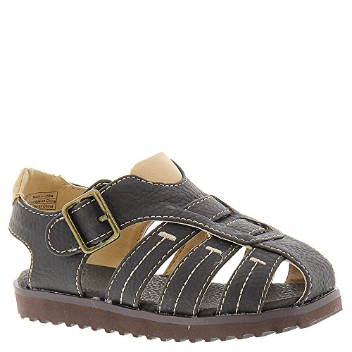 UGG Particle Kids Danial Sandal Pony Brown Size 9 M US Toddler
