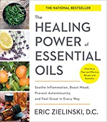 Eric Zielinski, D.C., host of the Essential Oils Revolution summits, offers a soup-to-nuts guide to mastering essential oils for vibrant health and well-being, featuring dozens of recipes and formulations for restful sleep, reduced inflammati...