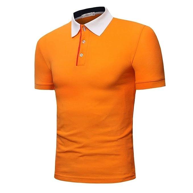 Camisa De Polo De Hombre Casual Daily Going Mode De Marca out ...