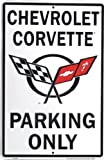 Chevrolet Corvette Parking only