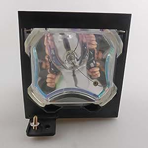 Kosrae best-sold ET-LAL6510W compatible lámpara bombilla con carcasa compatible para Panasonic l6500Dual/l6510Dual/L6600Dual Proyector