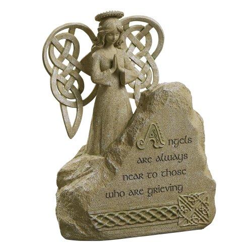 Grasslands Road Dublin Court Celtic Knot Wing Angel Bereavement (Celtic Wings)