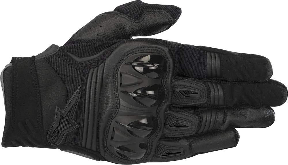 Alpinestars 2019 Megawatt Hard Knuckle Gloves (X-LARGE) (BLACK)
