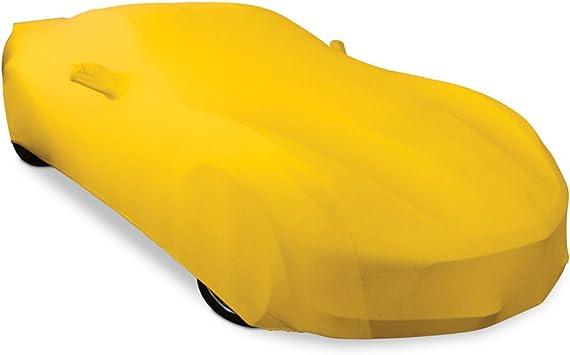 Camaro 37176400 Blue 2005-2013 C6 Corvette Ultraguard Stretch Satin Indoor Car Cover West Coast Corvette