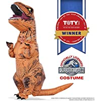 Rubie's Jurassic World T-Rex Inflatable Costume, Child's...
