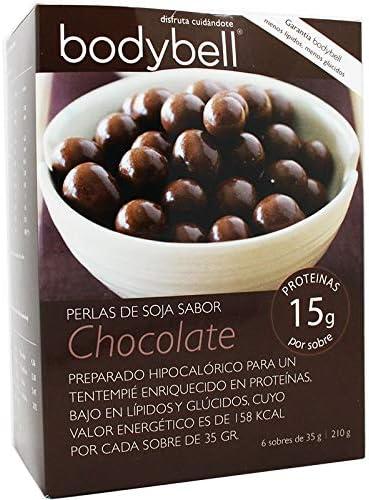 Bodybell Perlas Soja Chocolate 6 Sobres: Amazon.es: Salud y ...
