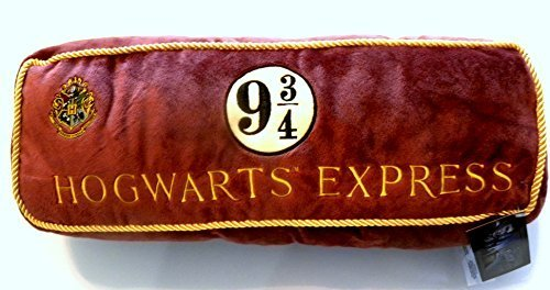 Universal Studios magos mundo de Harry Potter Diagon Alley Lujo Felpa Almohada Hogwarts Express 93/4tren & Conmemorativa de la apertura semana Mapa Set de regalo por Universal