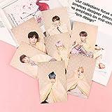 Youyouchard 4pcs/Set Kpop BTS Bangtan Boys Map of