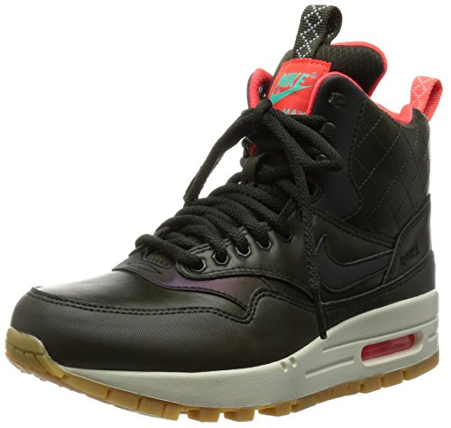 Crimson Wmns Sneakerboot Sequoia Reflect 1 Air Menta Lifestyle Bright Sneakers NIKE Mid New Max Women Sequoia qUZwqF