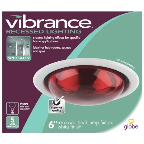 Charmant Globe Electric 90057 6 Inch Heat Lamp Recessed Lighting Kit (White),  Housing U0026 Trim Kits   Amazon Canada