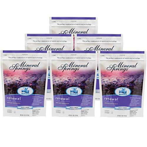 (BioGuard Mineral Springs Renewal (4 lb) - Case of 6)