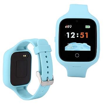 Reloj para niños LBS, IP67 Impermeable SOS gsm Llamada ...