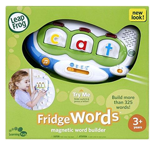 Fridge Words Magnetic Word Builder