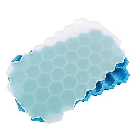 Bandeja para cubitos de hielo con forma de panal de abeja ...