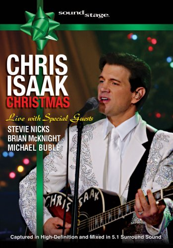 Soundstage: Chris Isaak Christmas by E1 ENTERTAINMENT