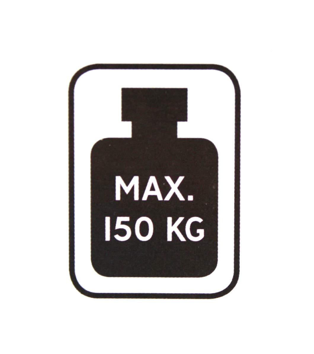 150 kg STEIGHILFE Duschhocker Badewannensitz Badtritt Fu/ßhocker T/ÜV cf578