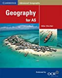 Geography for AS: OCR, Hart Clive, 0521786096
