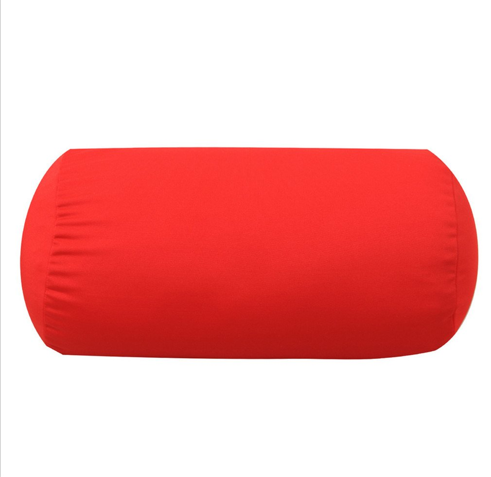 LUCKY-U Yoga Bolster, Colores Diferentes Yoga Bolster Pillow ...