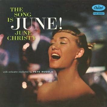 Song Is June Mini Lp June Christy Amazonde Musik