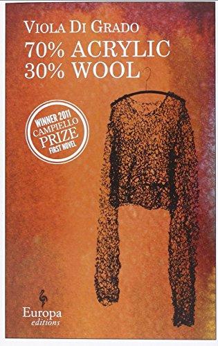 70% Acrylic (70% Acrylic 30% Wool by Viola di Grado (10-Jan-2013) Paperback)