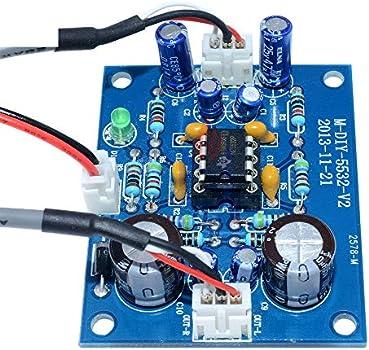 Signal Shield NE5532 Stereo Preamp Preamplifier Tone Verstärkerplatine