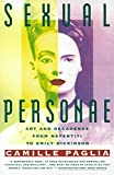 Book cover from Sexual Personae: Art and Decadence from Nefertiti to Emily Dickinson by Camille Paglia