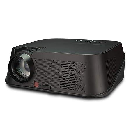 YTDDD Proyector, proyector de Video HD casero, de Pared, Altavoces ...