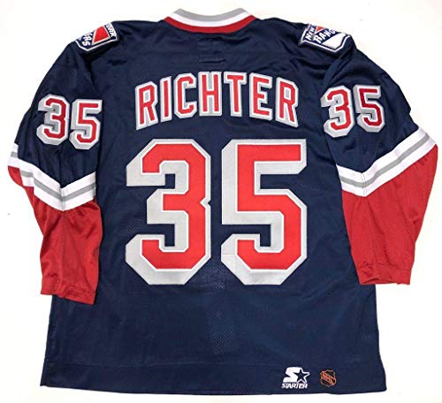 new york rangers starter jersey - 2