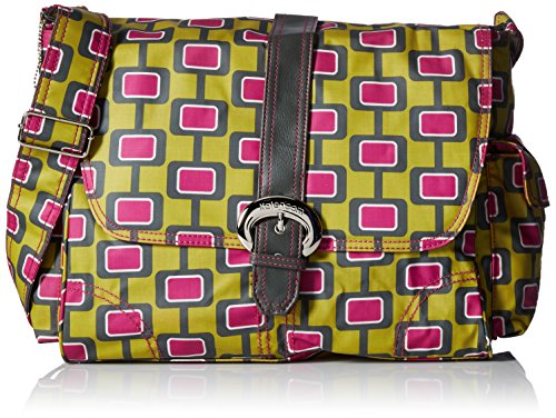 Kalencom Messenger Buckle Diaper Bag, Urban