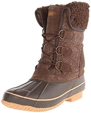 Amazon.com | Khombu Women's Corrine Snow Boot | Snow Boots