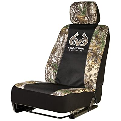 Signature Products Group Low Back Polyester Seat Cover (1-Pack)