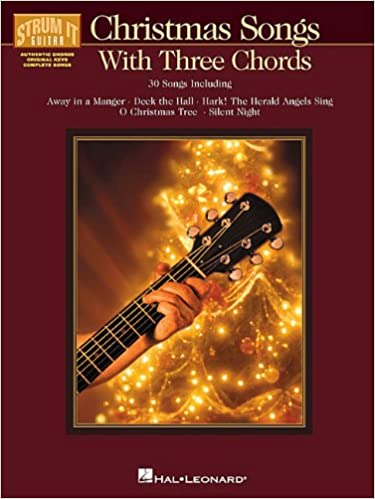 Amazon.com: Christmas Songs with Three Chords (Strum It Guitar ...