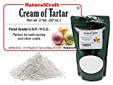 Frontier Natural Products 2305 Cream Of Tartar Powder, 16 oz
