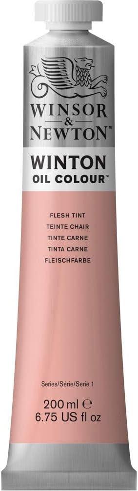 Winsor & Newton Winton - Tubo de pintura al óleo (200 ml), rosa